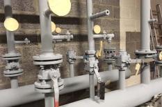 Применение ZINGA на трубопроводах