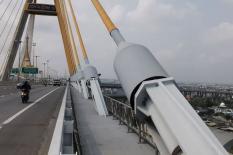 Применение покрытия ZINGA при ремонте моста в Бангкоке